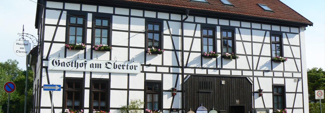 Gasthof Erfurt Thueringen